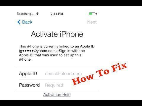 how to bypass activation on iphone 5 new method bypass icloud activation lock 19869