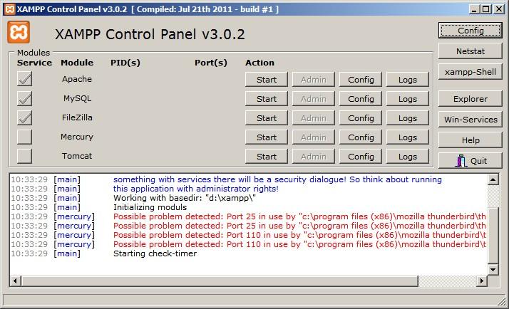 New Host server to Bypass xampp files
