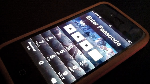 bypass passcode iphone