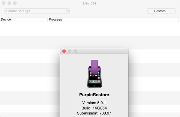 purple restore