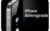 downgrade iPhone iOS 32bits