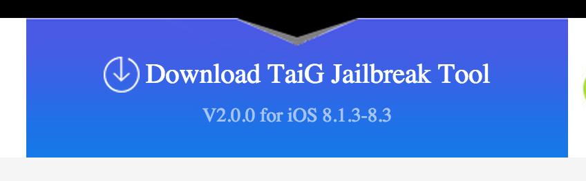 taig jailbreak icloud