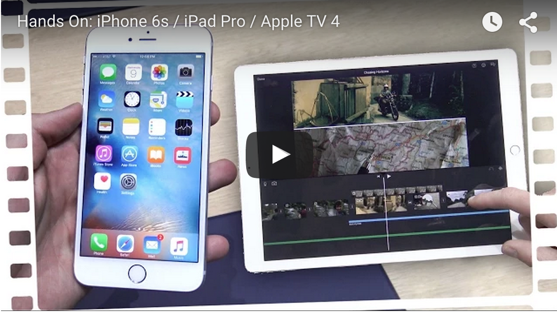 ios9 iphone6s appletv4