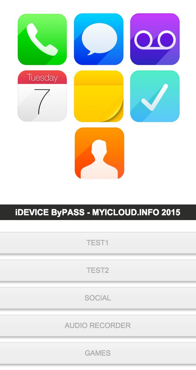 Icloud portal DNS ip Unlock icloud