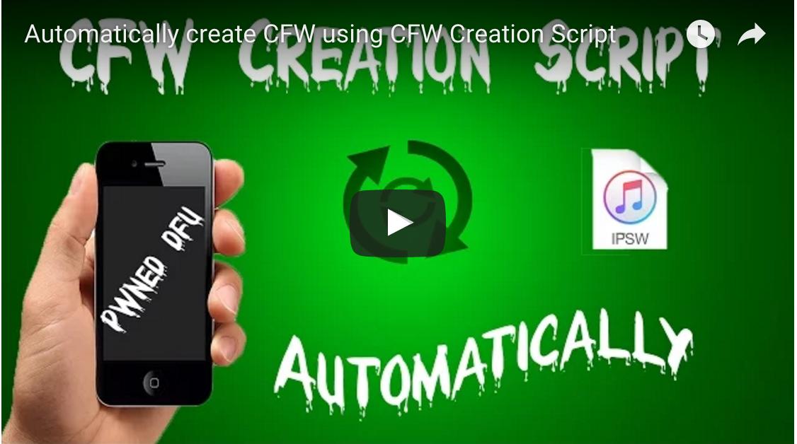 bypass icloud custom firmware