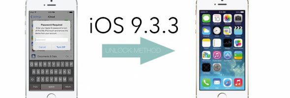 9.3.3 Icloud bypass remove icloud