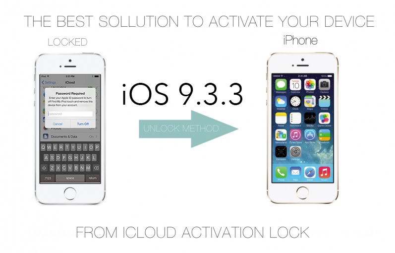 9.3.3 Icloud bypass remove icloud