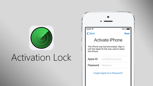 iCloud Unlock - Activation Lock Removal for 8,7,SE,6S,6,5S