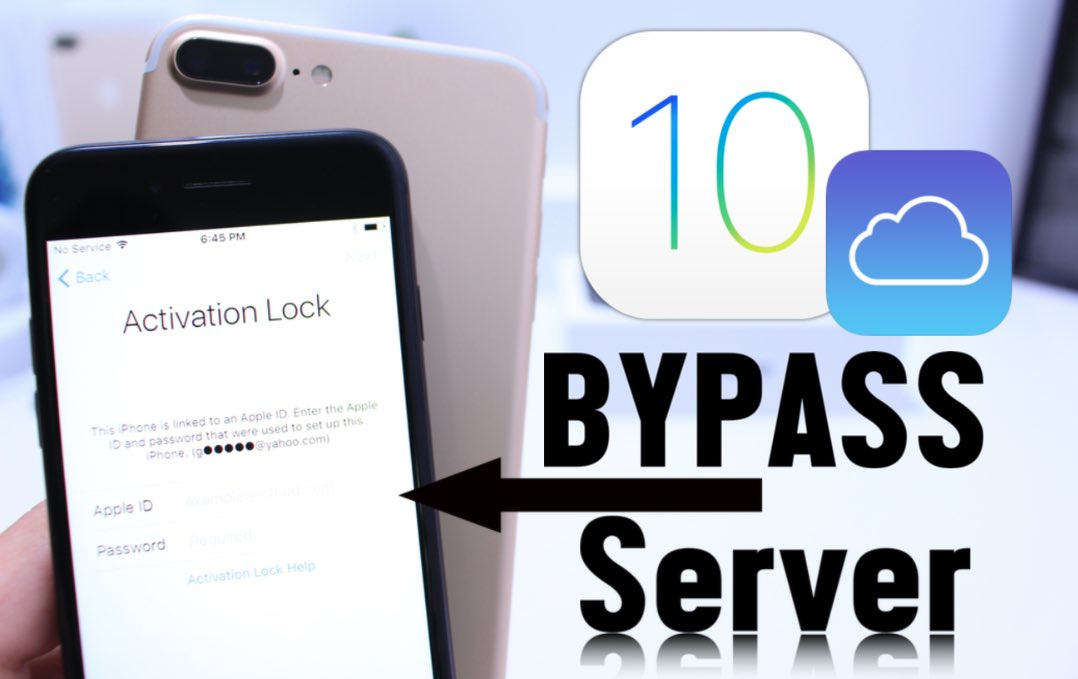 icloud activation lock bypass tool  ios 10