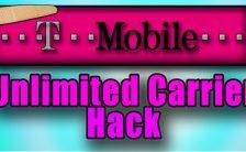 T-Mobile Carrier Hack CarrierCrack iOS10