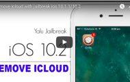 Remove icloud with jailbreak ios 10.1.1:10 2