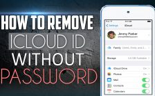 how remove icloud without password