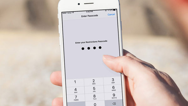 factory reset iphone 6 without passcode remove iphone restrictions passcode without losing data 18404
