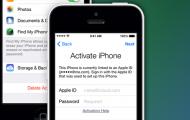 Activate-iPhone icloud status